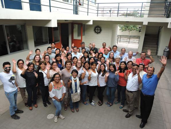 Taller de discernimiento para colaboradores de la Plataforma CORAJE