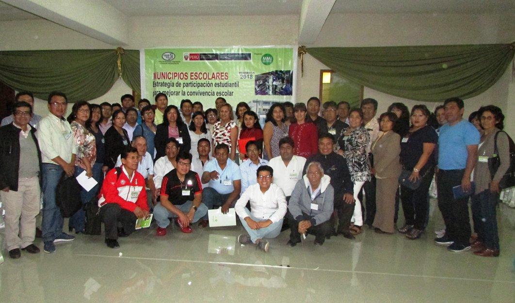 CEOP – ILO Capacita a docentes asesores de Municipios Escolares