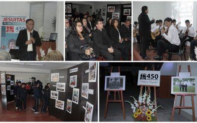 EXHIBICIÓN FOTOGRÁFICA 450 AÑOS